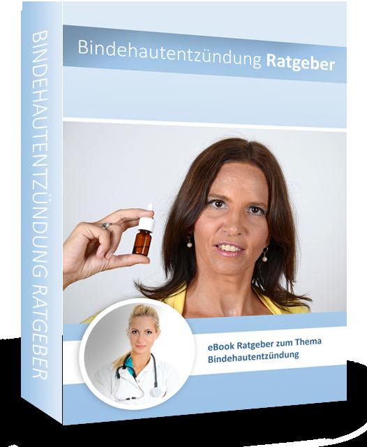 Bindehautentündung Ratgeber Ebook